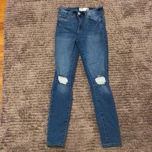 Garage Retro High Waisted Jeans